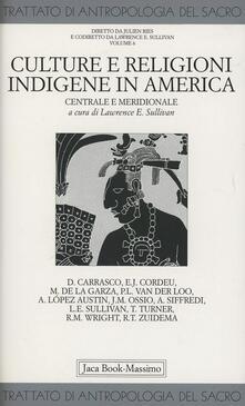 Winniearcher.com Trattato di antropologia del sacro. Vol. 6: Culture e religioni indigene in America centrale e meridionale. Image