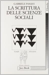 La scrittura delle scienze sociali