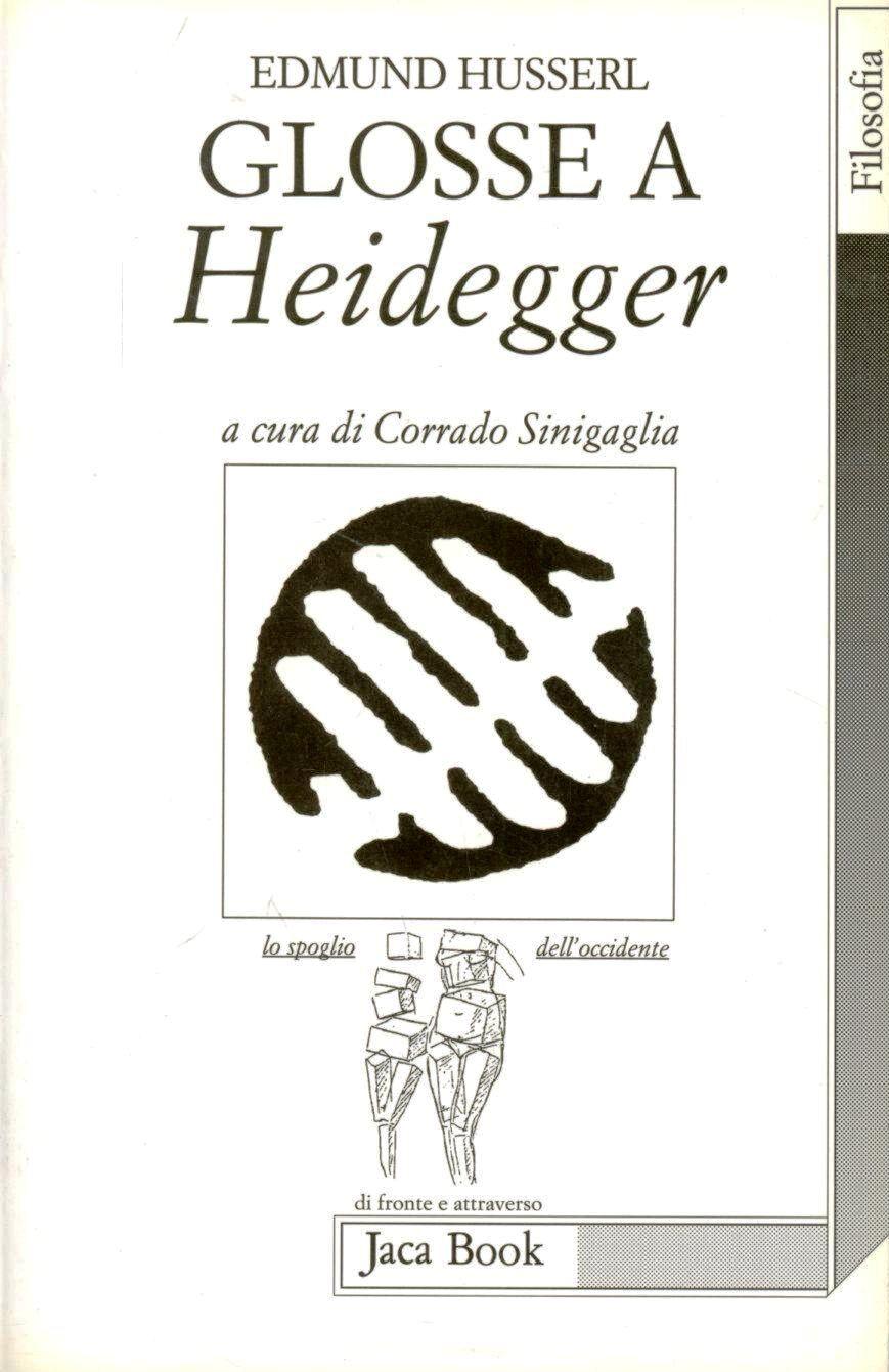 Glosse a Heidegger