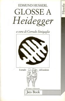 Librisulladiversita.it Glosse a Heidegger Image