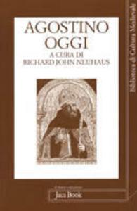 Libro Agostino oggi