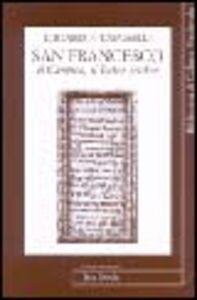 Libro San Francesco. Il Cantico, il Pater noster Edoardo Fumagalli