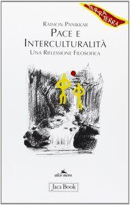 Libro Pace e interculturalità Raimon Panikkar