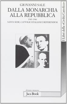 Radiospeed.it Dalla monarchia alla repubblica. Santa Sede, cattolici italiani e referendum (1943-1946) Image