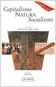 Foto Cover di Capitalismo, natura, socialismo, Libro di  edito da Jaca Book