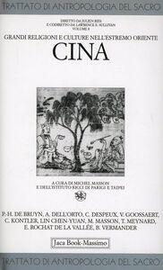 Libro Trattato di antropologia del sacro. Vol. 8: Grandi religioni e culture nell'Estremo Oriente. Cina.