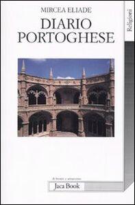 Libro Diario portoghese Mircea Eliade