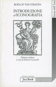 Libro Introduzione all'iconografia Roelof Van Straten