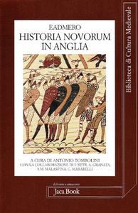 Libro Historia novorum in Anglia Eadmero di Canterbury