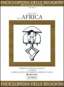 Libro Religioni dell'Africa