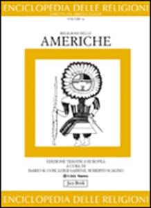 Foto Cover di Religioni delle Americhe, Libro di  edito da Jaca Book