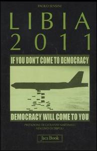 Libro Libia 2011 Paolo Sensini