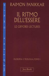 Libro Il ritmo dell'essere. Vol. 10\1: Le Gifford Lectures. Raimon Panikkar