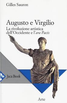 Tegliowinterrun.it Augusto e Virgilio. La rivoluzione artistica dell'Occidente e l'Ara Pacis Image