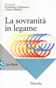 Libro La sovranità in legame
