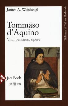Ascotcamogli.it Tommaso d'Aquino. Vita, pensiero, opere Image