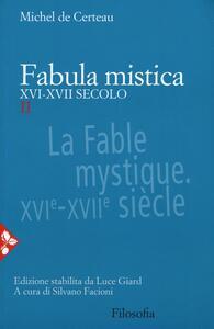 Fabula mistica. XVI-XVII secolo. Vol. 2