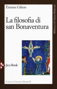 La filosofia di san Bonaventura