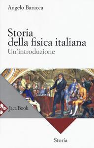 Storia della fisica italiana. Un'introduzione