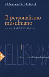 Il personalismo musulmano