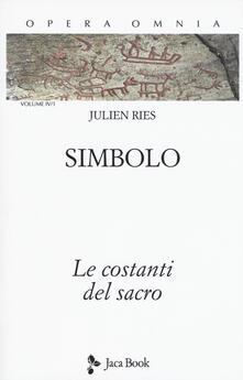 Fondazionesergioperlamusica.it Opera omnia. Vol. 4\1: Simbolo. Le costanti del sacro. Image