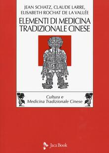 Festivalshakespeare.it Elementi di medicina tradizionale cinese Image