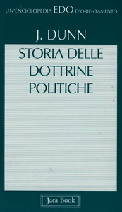 Libro Storia delle dottrine politiche John Dunn