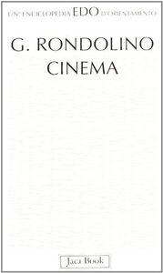 Libro Cinema Gianni Rondolino