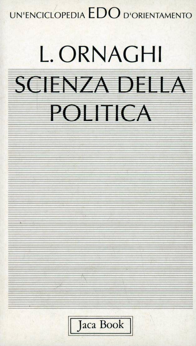 Scienza della politica