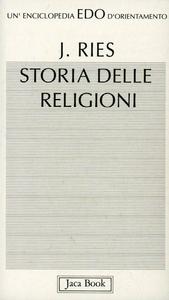 Libro Storia delle religioni Julien Ries