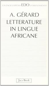 Letterature in lingue africane