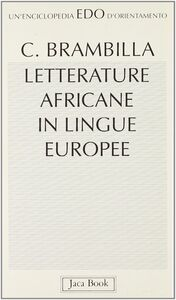 Letterature africane in lingue europee