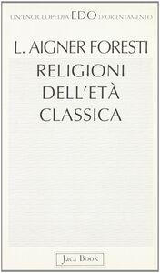 Religioni dell'età classica