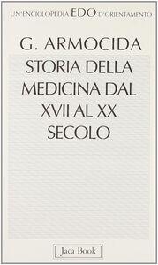 Storia della medicina dal XVII al XX secolo