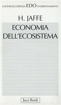Economia dell'ecosistema