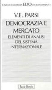 Democrazia e mercato