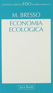 Libro Economia ecologica Mercedes Bresso