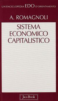 Sistema economico capitalistico