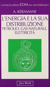 L' energia e la sua distribuzione: petrolio, gas naturale, elettricità