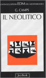 Libro Il neolitico Gabriel Camps