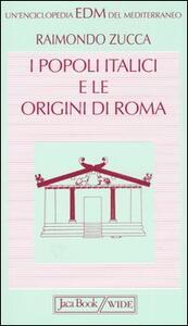 I popoli italici e le origini di Roma