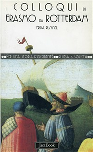 Libro I colloqui di Erasmo da Rotterdam Erika Rummel