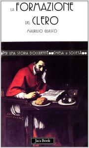 Libro La formazione del clero Maurilio Guasco
