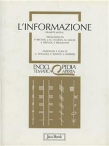 Libro L' informazione tramite media