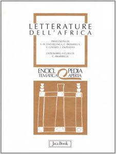 Libro Letterature dell'Africa
