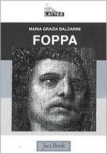 Libro Foppa M. Grazia Balzarini