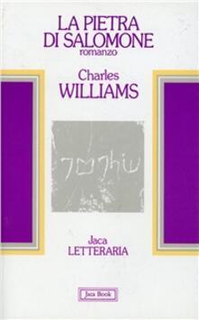 La pietra di Salomone - Charles Williams - copertina