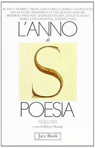 Libro L' anno di poesia 1990-1991