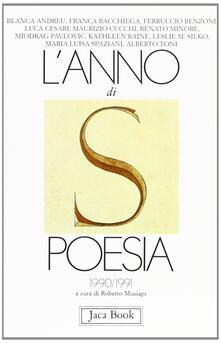 Premioquesti.it L' anno di poesia 1990-1991 Image