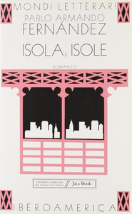 Libro Isole, isole Pablo A. Fernández
